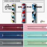 プルームテック(Ver.1.5)の限定デザイン3種と新カラー6種が新発売!