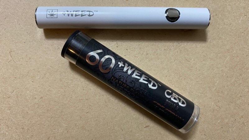 【レビュー】+WEED(プラスウィード)のフルスペクトラム60%を吸った感想