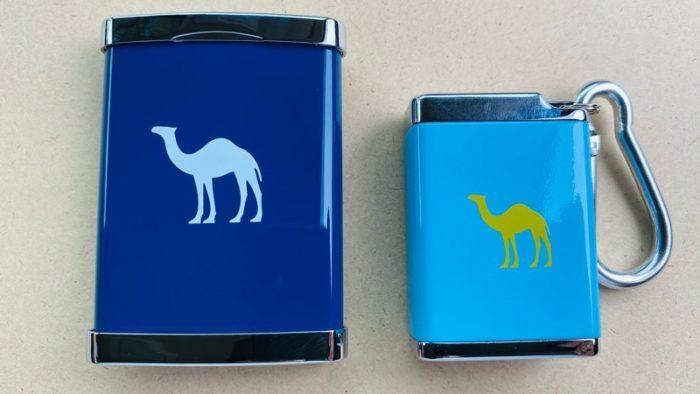 キャメルグッズから2種類の携帯灰皿が新発売!大小各サイズを紹介します