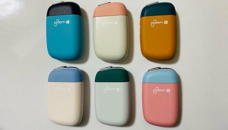 プルームエス2.0の限定カラーが全6種類で発売 復刻モデルも再登場