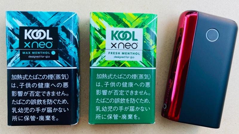 【KOOL】グローハイパーのマックスメンソールとフレッシュメンソールをレビュー!