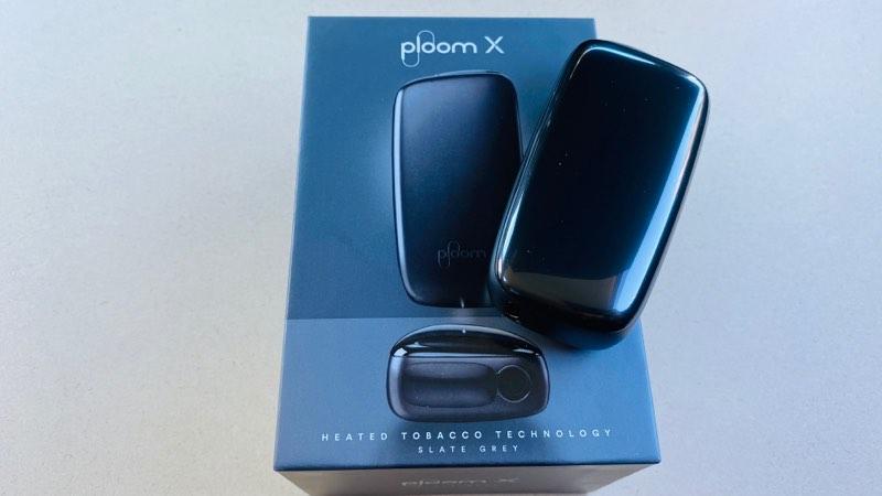【レビュー】Ploom X(プルームエックス)を使った感想!特徴や違いを紹介