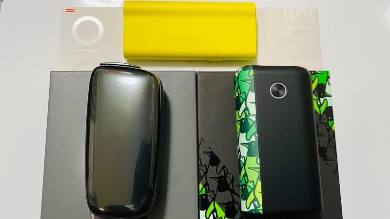 プルームX、グローハイパープラス、プロスリムを比較!500円以下で吸える加熱式タバコ
